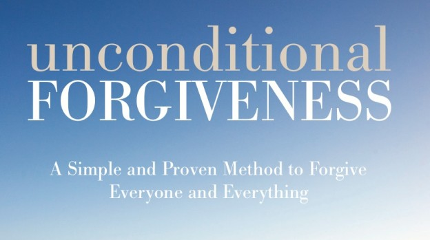 unconditional forgiveness front cover