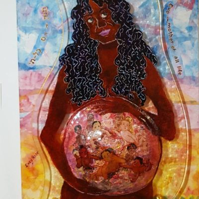 """Eve, Mother of All Life"", by Lucy Rose Fischer."